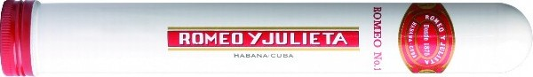 Romeo y Julieta No. 1